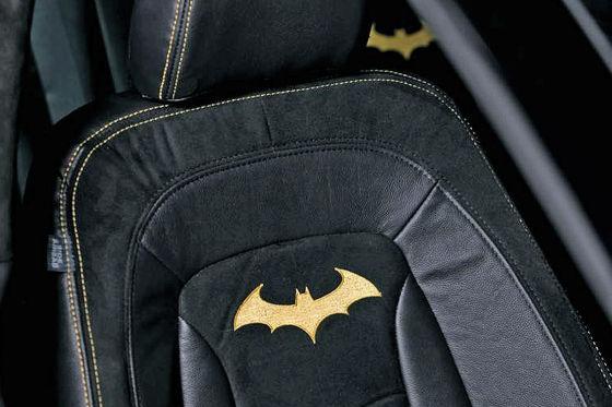 Kia Optima im Batman Look