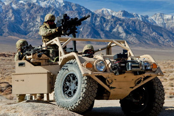 General Dynamics GCV