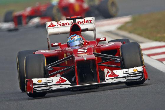 GP Korea 2012 - Fernando Alonso