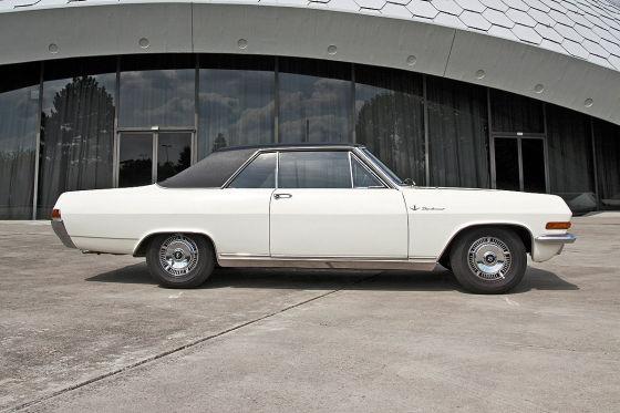Opel Diplomat V8 Coupé