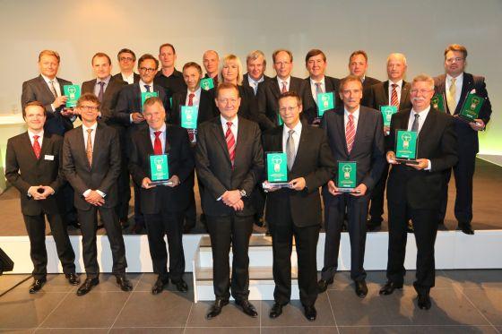 Goldenes Klassik-Lenkrad 2012: Die Verleihung