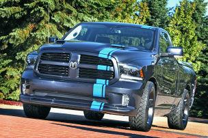 Monster-Truck für die SEMA