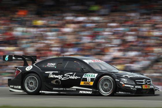 DTM Mercedes Gary Paffett