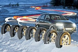 Die besten Reifen für SUVs