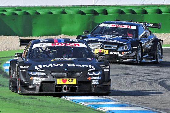 BMW triumphiert
