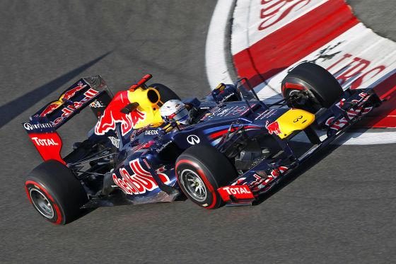Vettel und die asiatischen Festwochen