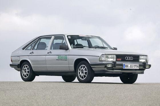 Audi 100 Avant 5E