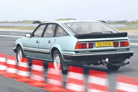 Klassik-Test: Rover 2600