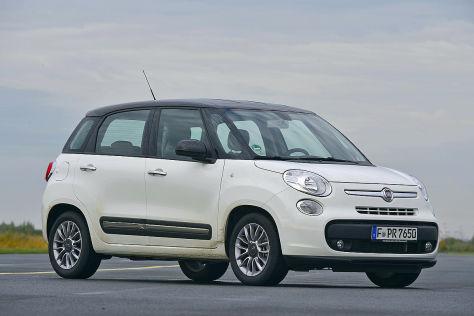 Italienischer Mini Van Der Neue Fiat 500l Im Test