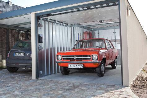 oldtimer garage winterquartier fuer den klassiker