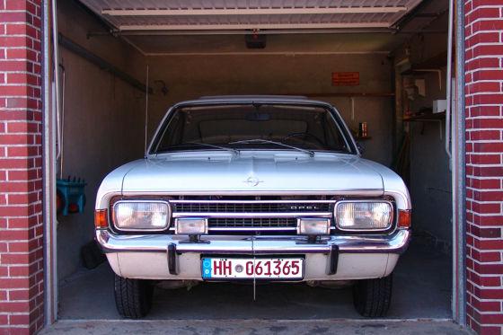 Opel Rekord C Coupé