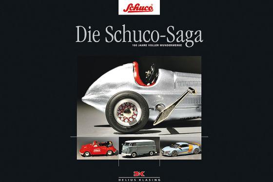"""Buch """"Die Schuco-Saga"""" von Andreas A. Berse"""