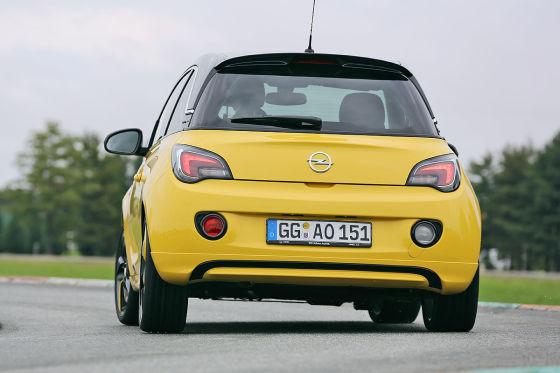 So fährt der Opel Adam