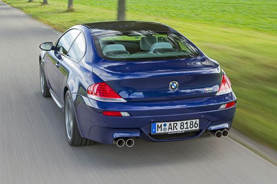 BMW M6 Coupé 2005