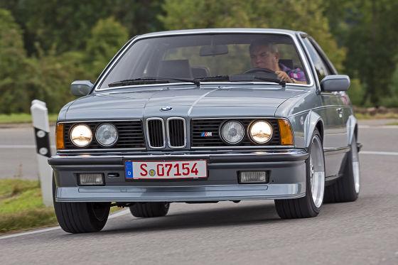 BMW M635 CSi 1984