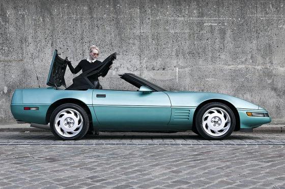 Corvette C4 Cabrio