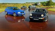 Audi RS2 und Co: Youngtimer mit Porsche-Technik