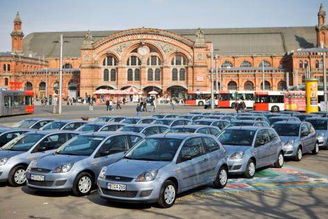 Carsharing: steuerliche Begünstigung gefordert