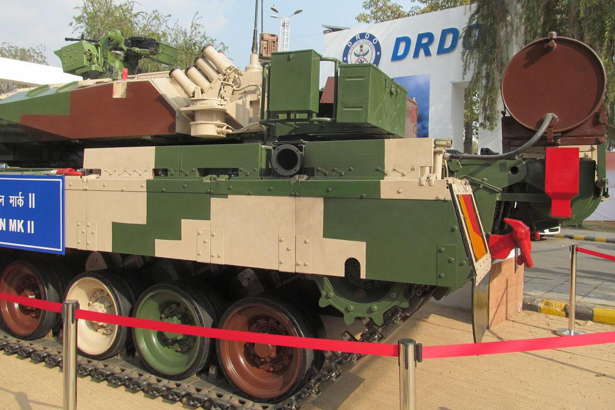 Arjun Mk.II