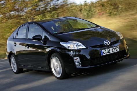 Toyota Avensis/Corolla/Prius: Rückruf