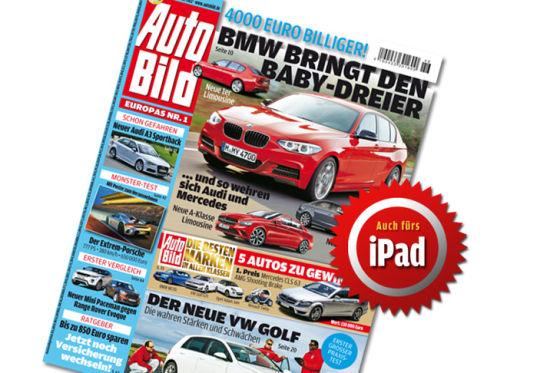 Cover AUTO BILD 46/2012