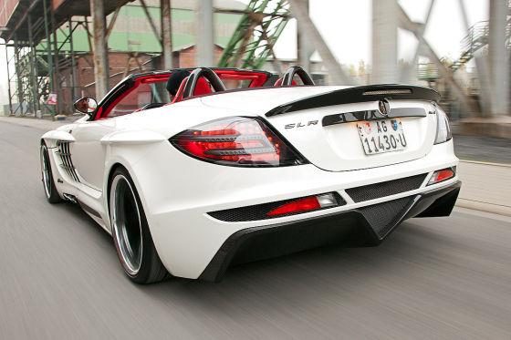 FAB SLR Roadster Desire