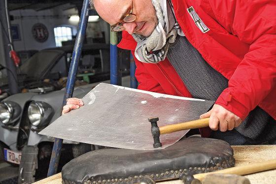 Werkstatt-Ausrüstung selbst gebaut