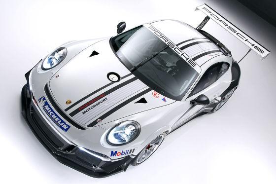 Porsche GT3 Cup (2013)