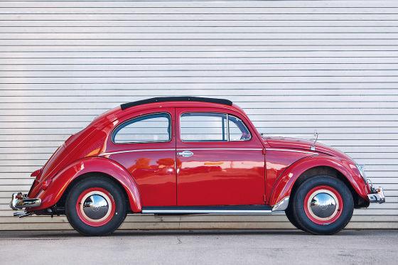 VW Käfer Bj. 1955 restauriert