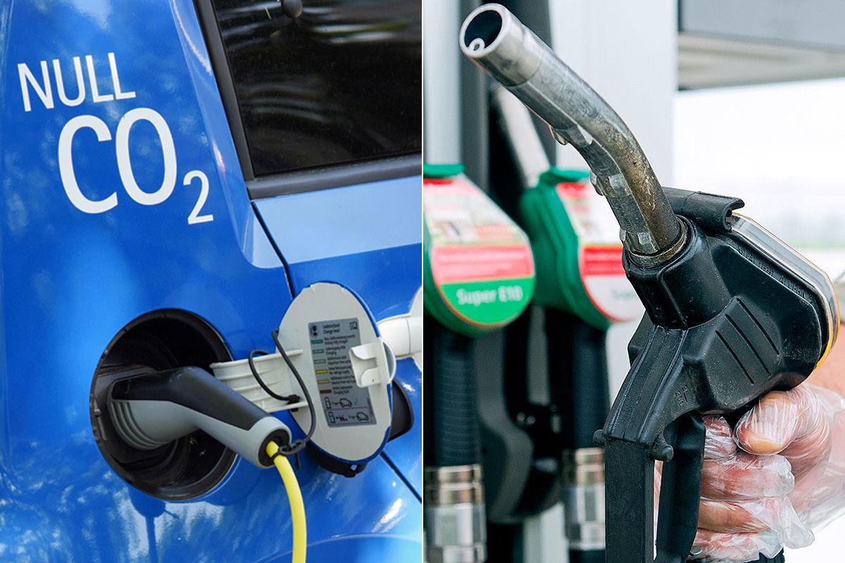 CO2-Reduzierung mit E-Autos: Saubere Flottenbilanz