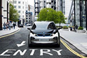 BMW plant Stromer zum Mieten