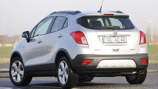 Welp Video: Opel Mokka 1.7 CDTI 4x4 Edition - autobild.de MC-69