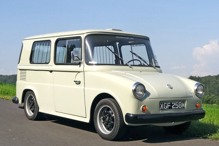 Die coolsten Nutzfahrzeug-Klassiker