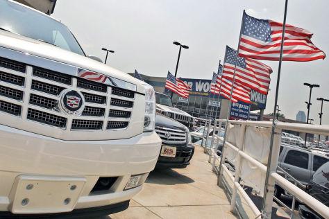 US-Markt: Deutschlands Autobauer weiter auf Rekordkurs