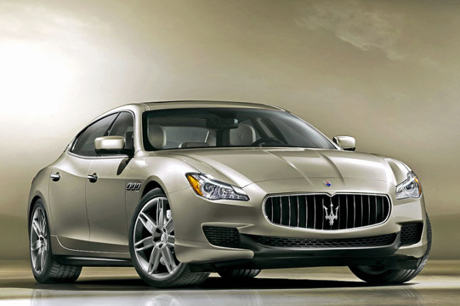 Video: Maserati Quattroporte