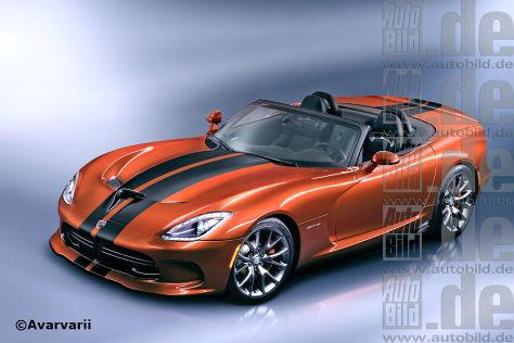 neue muscle cars 2013: viper, corvette, camaro und co - autobild.de