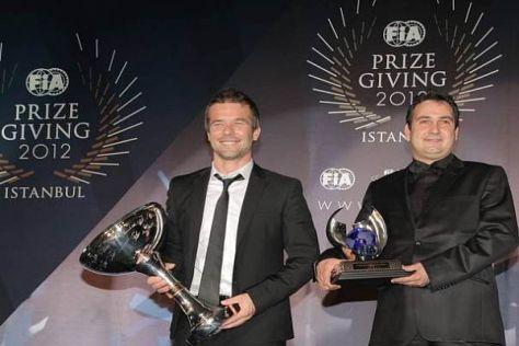 Gewohntes Bild: Sebastien Loeb und Daniel Elena als Rallye-Weltmeister