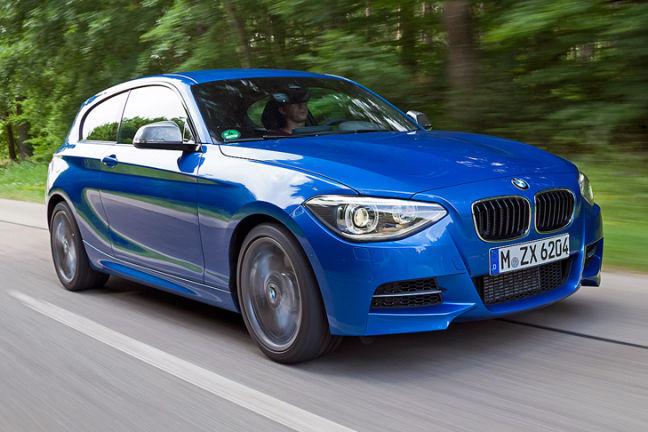 Video: BMW M 135i