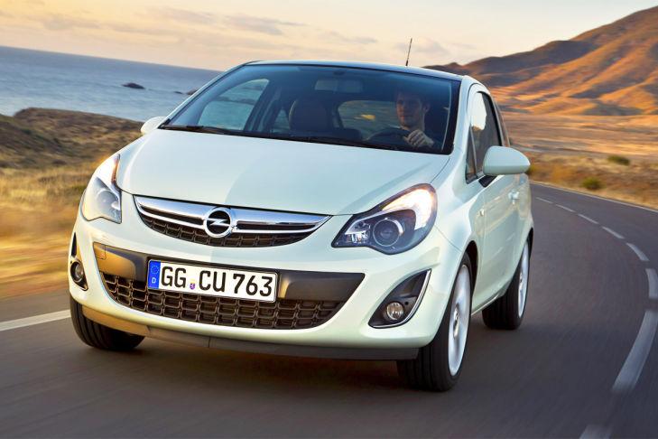 Opel Werk Eisenach Corsa