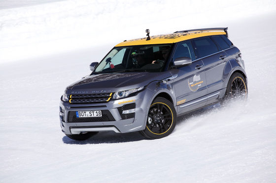 Startech Evoque SD4