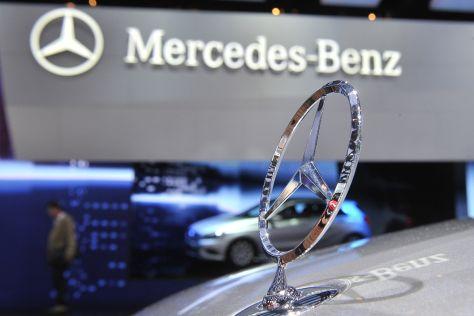 Rückruf Mercedes C/E/CL/S/GLK/SLK