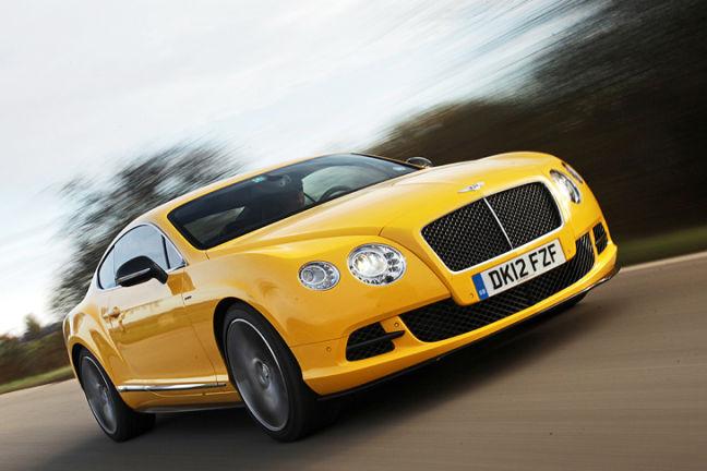 Video: Bentley Continental GT Speed