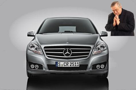 les évèques allemands et leur automobile