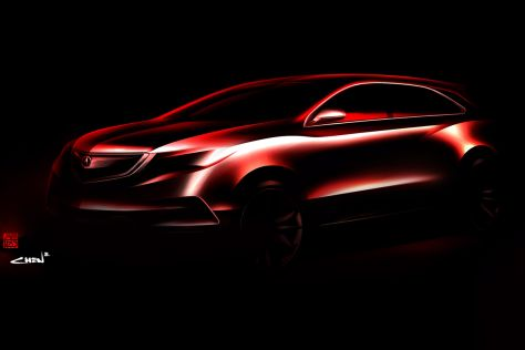 Acura MDX (2013)