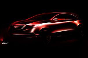 Acura MDX, die Dritte