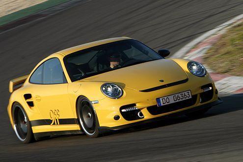 9ff 911 Turbo TR-63
