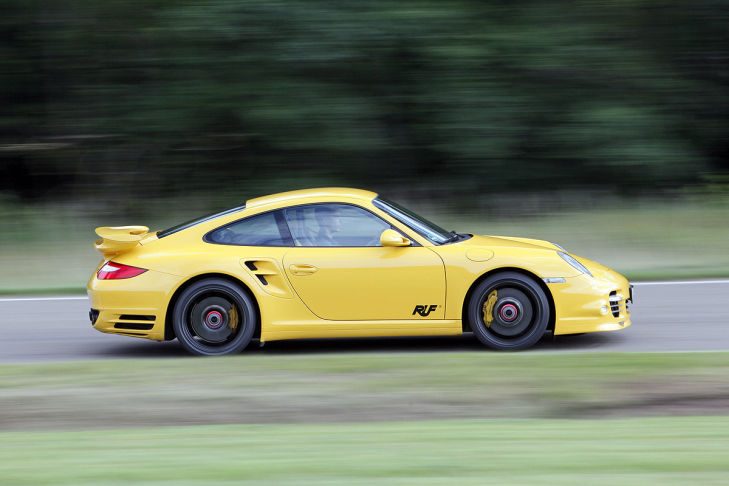 Ruf 911 Turbo PDK