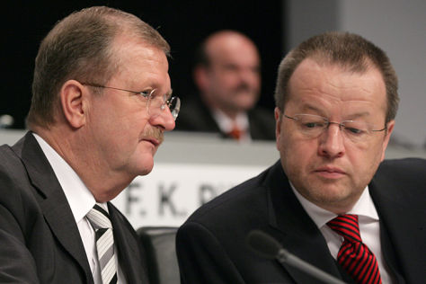 Anklage gegen Ex-Porsche-Vorstände