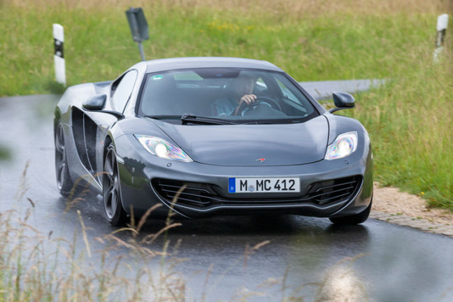 Video: McLaren MP4-12C