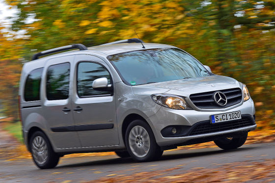 kangoo klon wie gut ist der mercedes citan. Black Bedroom Furniture Sets. Home Design Ideas